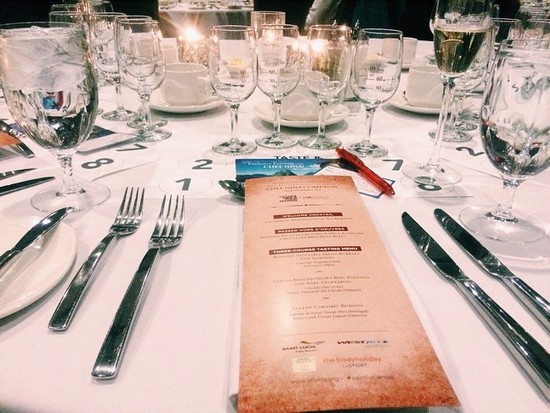 Wining and Dining at the Ottawa Wine & Food Festival