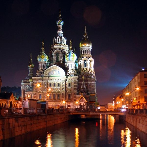 ST. PETERSBURG: The Most Beautiful Northern City of Them All