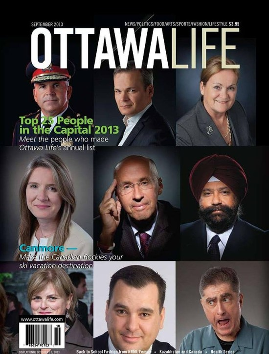 Top People in the Capital - Sep/Oct 2013 Issue