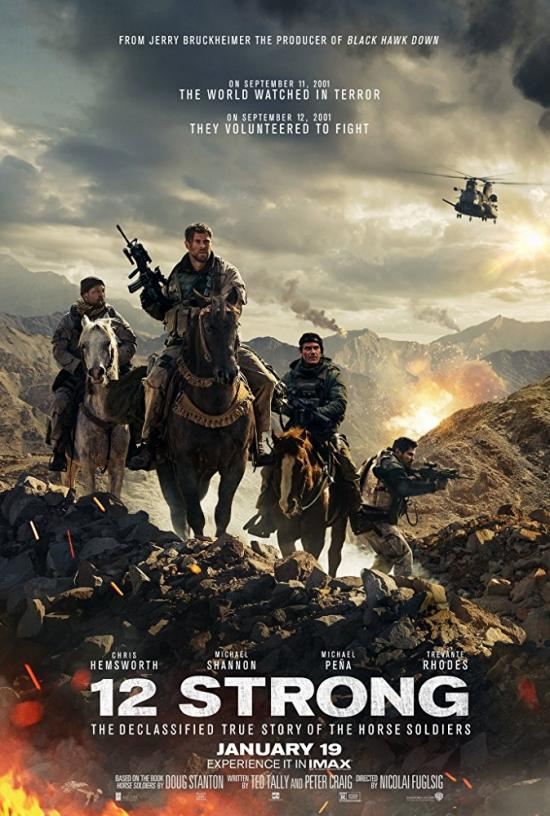 Film Review: 12 Strong
