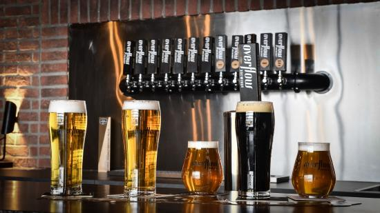 Overflow Brewing Company, a recipe for success