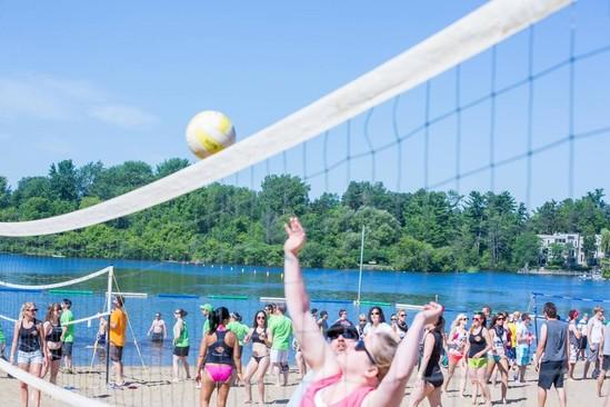Bump, Set, Spike: HOPE Volleyball SummerFest