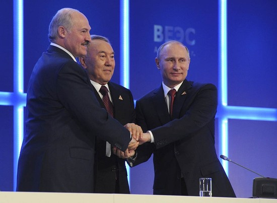 What Really Stands Behind Eurasian Economic Union?