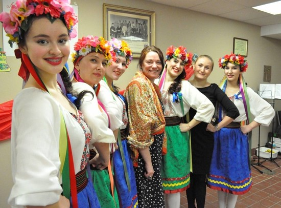 Smells like Pancakes: Russian Community Celebrates Maslenitsa in Ottawa