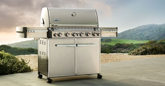 Weber's Tips for Selecting Your New Gas Grill