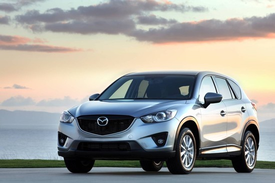 Mazda's CX-5 is Top of its Class for Smaller SUVs