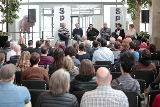 Spur Celebrates Politics, Art and Ideas