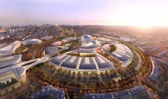 Astana Emerges: Expo 2017