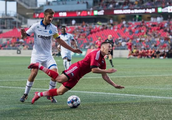 Ottawa Fury frustrated by Penn FC in 2-0 loss