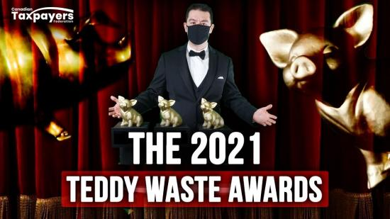 Crashed ferries and expensive parties: CTF's 23rd Teddy Waste Awards