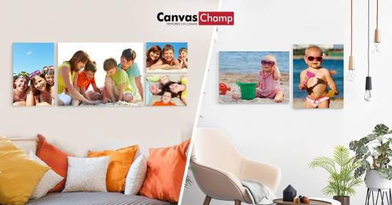 Make Your Walls Come Alive with Canvas Champ!