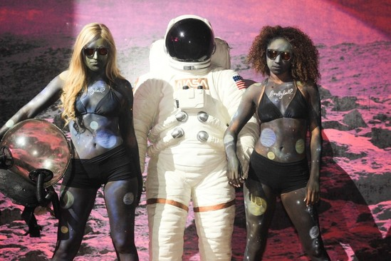 Boobyball Giveaway: 2 Tickets to Canada's most out-of-this-world fundraiser