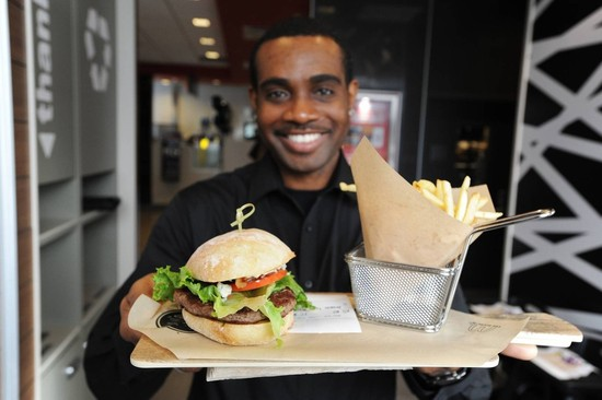 McDonald's Delivers Experience to Remember