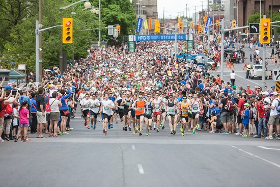 Ottawa 10K is Living up to Gold Label Expectations