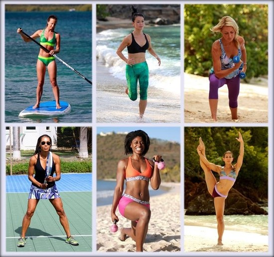A Customized Collaboration: Nayad's Evolutionary Aqua/ Active Wear Line