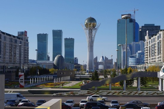 Ottawa Expertise on Display In Kazakhstan/Central Asia