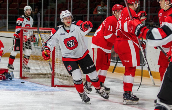 67's Improve to 5-3 with Strong Weekend Homestand
