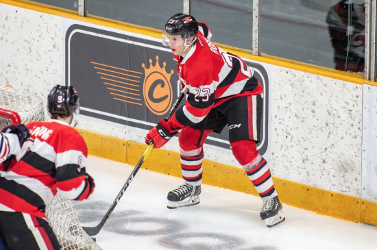 67's Stumble on the Road, Closeout Weekend With Back-to-Back Defeats