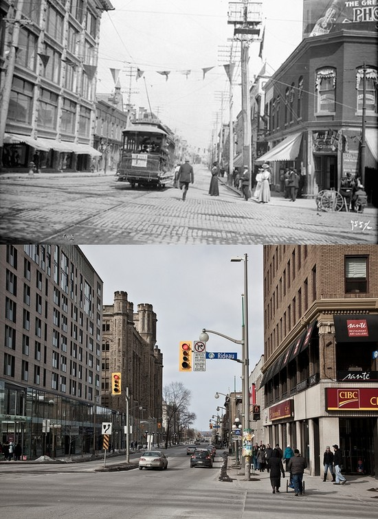 Photos of Ottawa Past and Present