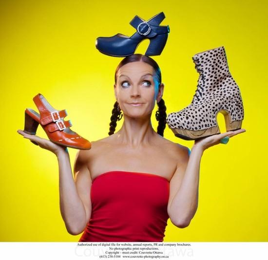 Sole-Searching in John Fluevog Shoes