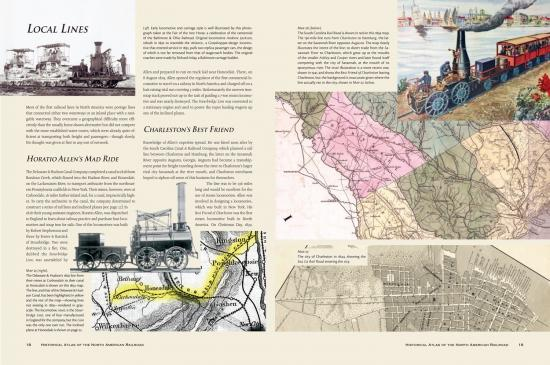 Book Review: Historical Atlas of Early Railways