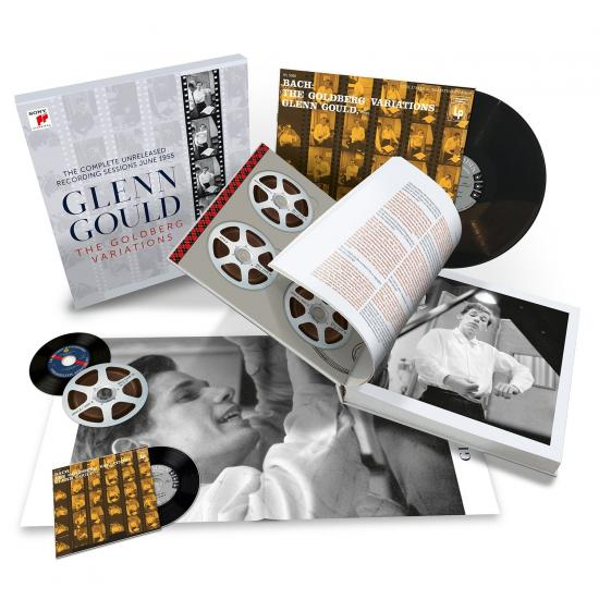 Thirty Two Short Facts About Glenn Gould's Complete Goldberg Variations