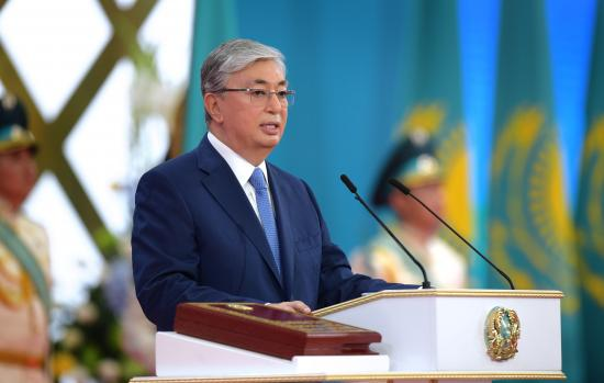 Op-Ed: Kazakhstan votes for progress and continuity