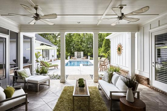 How to power your outdoor living space