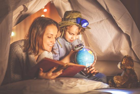 5 ways to create a cozy reading nook for kids