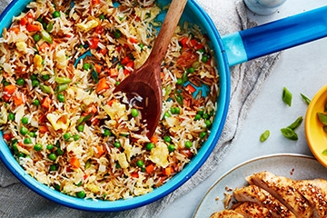 Try this pho fried rice recipe