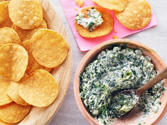 Treat guests to a creamy roasted dip