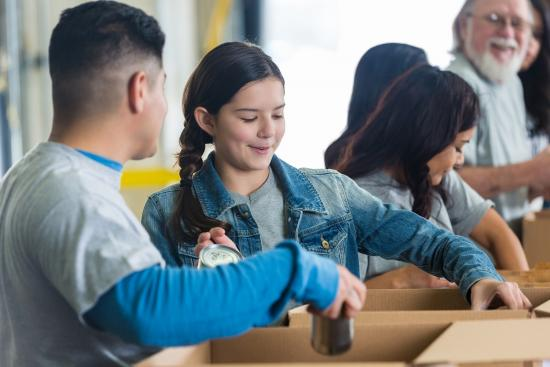 5 ways to support your local food bank