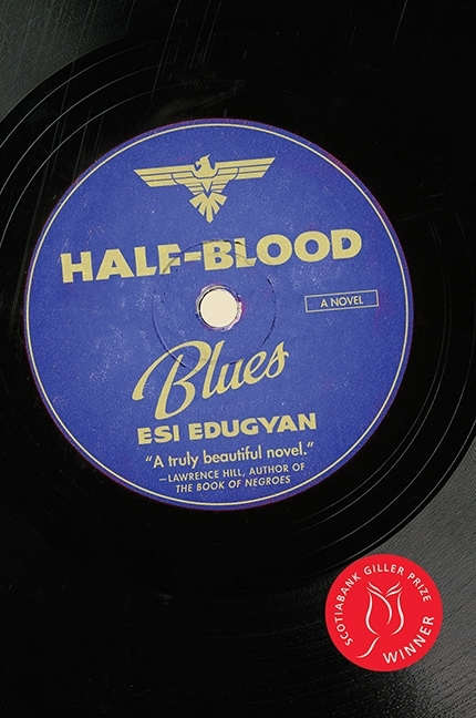 OLM Book Review: Half Blood Blues by Esi Edugyan