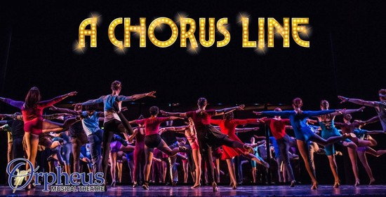 Rocking with 'Boom' at the NAC and Orpheus' 'A Chorus Line'