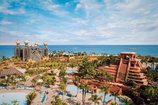 Atlantis is a Warm Weather Water Adventure
