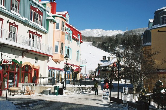 Get Outdoors: Mont Tremblant