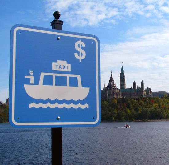 Creating a Green Splash in Ottawa with the Aquabus