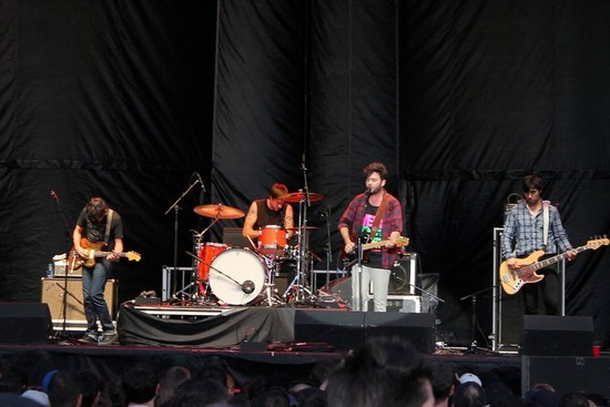 Hard Rock Takes Over Bluesfest's Last Thursday