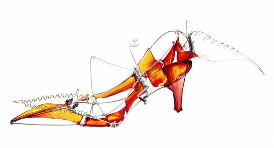Art & Sole: A Shoe-Lovers Fantasy