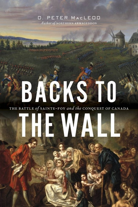 Book Review: Backs to the Wall