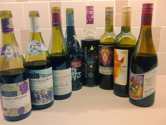Have You Had a Glass of this Year's Beaujolais Nouveau?