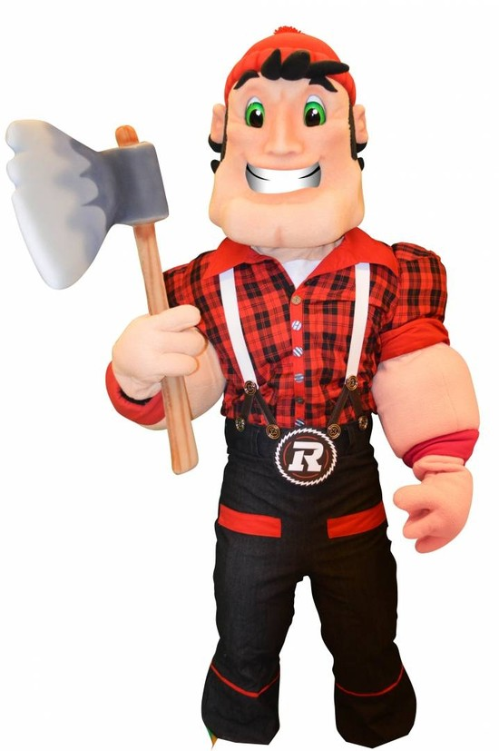 Just Big Joe: How a Legend Became the New Mascot of the Ottawa RedBlacks