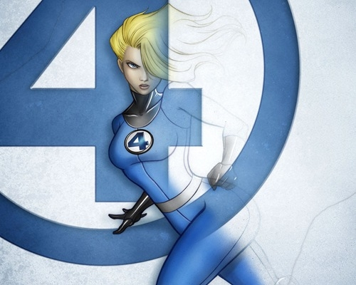 """Putting the """"Science"""" in """"Science Fiction"""" - The Invisible Woman"""