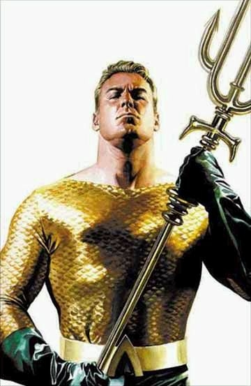 """Putting the """"Science"""" in """"Science Fiction"""" - Aquaman"""