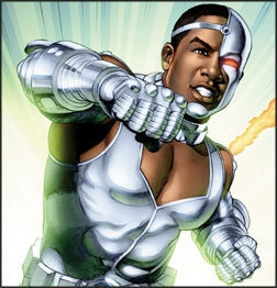 """Putting the """"Science"""" in """"Science Fiction"""" - Cyborg"""