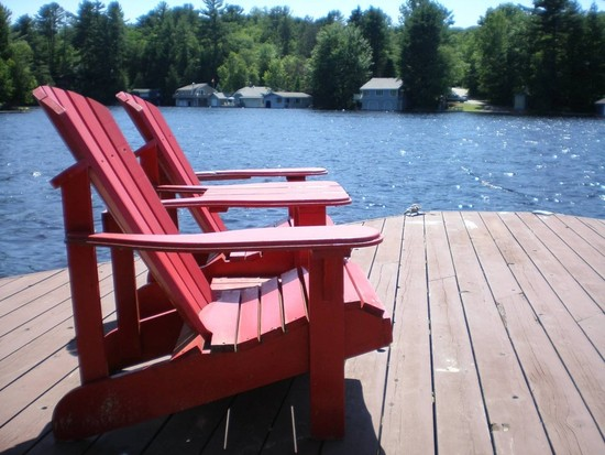 Healthy Tips: Cottage Getaway