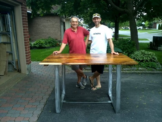 Woodworking in Ottawa: How One Man Stumbled Upon A Niche Market