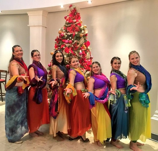 CHIN Radio Ottawa Celebrates the Holidays Bollywood Style