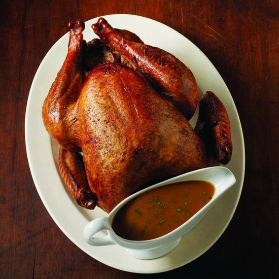 The Best Brine and Gravy For Your Next Turkey
