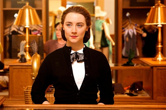 "A terrific Saoirse Ronan calls a routine ""Brooklyn"" home"